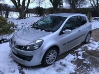 Renault Clio Dynamic SX 1.2tce