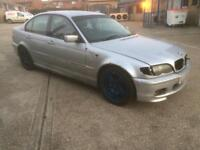 BMW 318is M Sport e46 3 series leather drift spares repairs