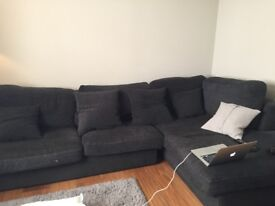 Next Grey Corner Sofa