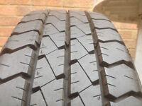 195/70Rx15 Van tyres