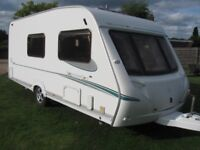 abbey expression 4 berth 520 2005 in very good condition