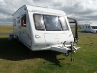 Compass Omega 4 berth with Blow Up Awning