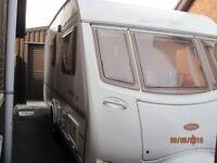 2003 Coachman Amara 450/2 2 berth caravan with remote mover