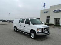 2014 Ford E-250 Cargo only 6,000km Former Rental