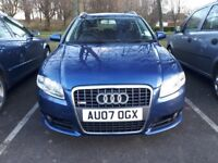 AUDI A4 S-LINE AUTO (px welcome at trade