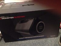 Monster Blaster BoomBox BRAND NEW BOX INCLUDED Bluetooth