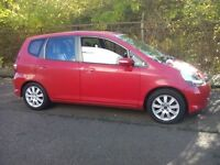 honda jazz se 1.4 5door hatchback 2007 07 plate