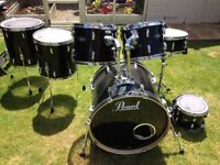 Pearl Vision Birch Drum Kit Shell Pack