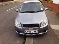 Chevrolet Aveo 1.2 5 Door Hatchback