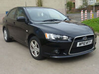 MITSUBISHI LANCER 2.0 GS2 DI-D 5d 138 BHP FULL YEAR MOT ++ GREAT CONDITION + 1 PREVIOUS KEEPER ++