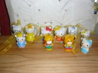 Hello Kitty's Friends Customised Christmas Tree Decorations Holidays Xmas