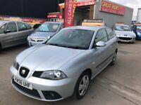 SEAT Ibiza 1.4 16v Stylance 3dr 12 Months Mot 3 Months Warranty