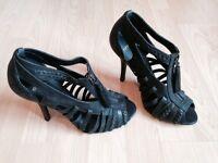 Topshop heels size 5