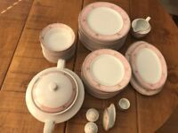 Ottoman Inspired Fine China Dining Set