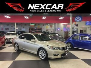 2014 Honda Accord V6 TOURING AUT0 NAVI LEATHER REAR CAMERA 50K