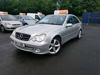 Mercedes c200 Avantgarde, long MOT, Warranty & Finance