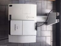 ED-A100 SHORT THROW PROJECTOR WITH STAND