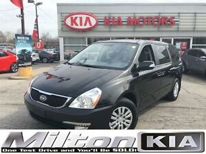 2014 Kia Sedona LX - ORIG OWNER & NO ACCIDENTS
