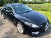 2008 Mazda 6 2.0 TS2 4dr 1yrs Mot 6mth warranty