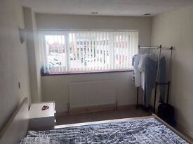 Large double room with 2 inbuilt wardrobe to share (inc bills and broadband)