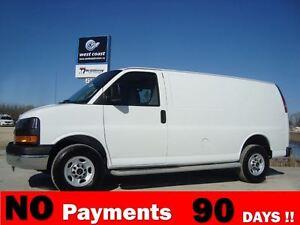 2015 Chevrolet Express 2500 Commercial Cargo Van