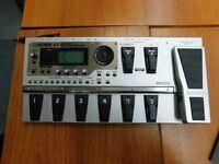 Boss Gt10 Guitar Effects Processor
