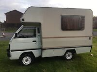 BEDFORD BAMBI CAMPER VAN FOR SALE