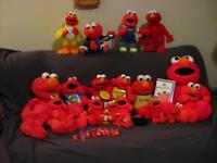 A collection of elmos