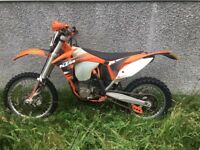 Ktm exc 450 road leagal