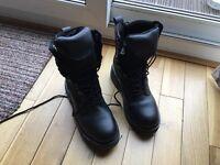 Tuzo Custom Motorcycle Boots, Brand New, Never Worn