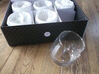Sagaform Rocking Whisky Glasses, set of 6