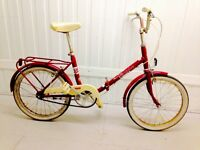 all most new Folding bike in excellent Condition