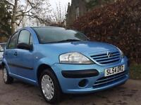 CITROEN C3 1.4 2004 **ONLY 55K** MOT EXPIRES MARCH 2018**