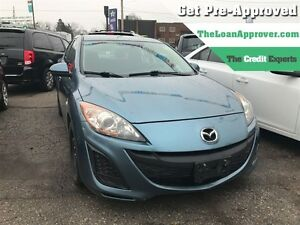 2010 Mazda MAZDA3 GS   LOANS FOR ALL CREDIT