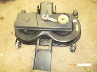 LAWNBOSS 6020H GARDEN TRACTOR TWIN CUTTING DECK