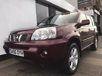 Nissan X-Trail 2.2 dCi Columbia 5dr FULL SERVICE HISTORY