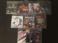 30 ps3 games