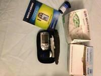 Diabetes blood sugar testing kit