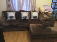 Next corner sofa need to be gone Wednesday!!
