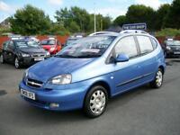CHEVROLET TACUMA 1.6 SX 5 SEAT M.P.V (blue) 2008