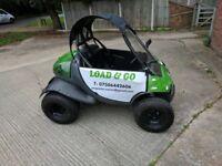 Secma buggy, petrol, 338 cc