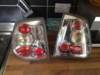 Vauxhall Astra bertone Lexus back lights