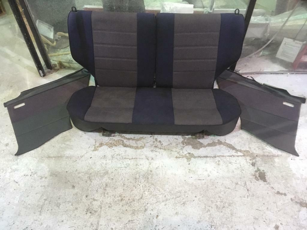 Cool Micra K10 Super S Rear Seat And Door Cards In Ealing London Gumtree Beatyapartments Chair Design Images Beatyapartmentscom