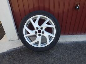 Mazda 6 alloy wheel 225/45/18