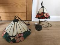 Light shade and lamp