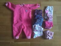 Baby Girl Cloths 3-6 Months 45 items