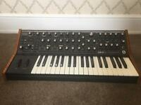 Moog Sub 37 Tribute Edition synth synthesiser