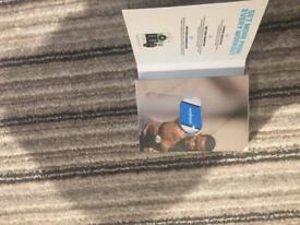Tickr heart rate monitor New - broken box