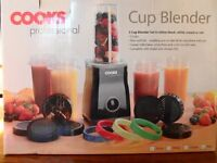 Cooks Professional Cup Blender (Juicer for Milkshakes/Smoothies/etc)