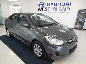 2013 Hyundai Accent GL 1.6L Berline/Sedan 45$/semaine